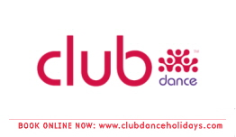 Click to view Club Dance Holidays available through this website