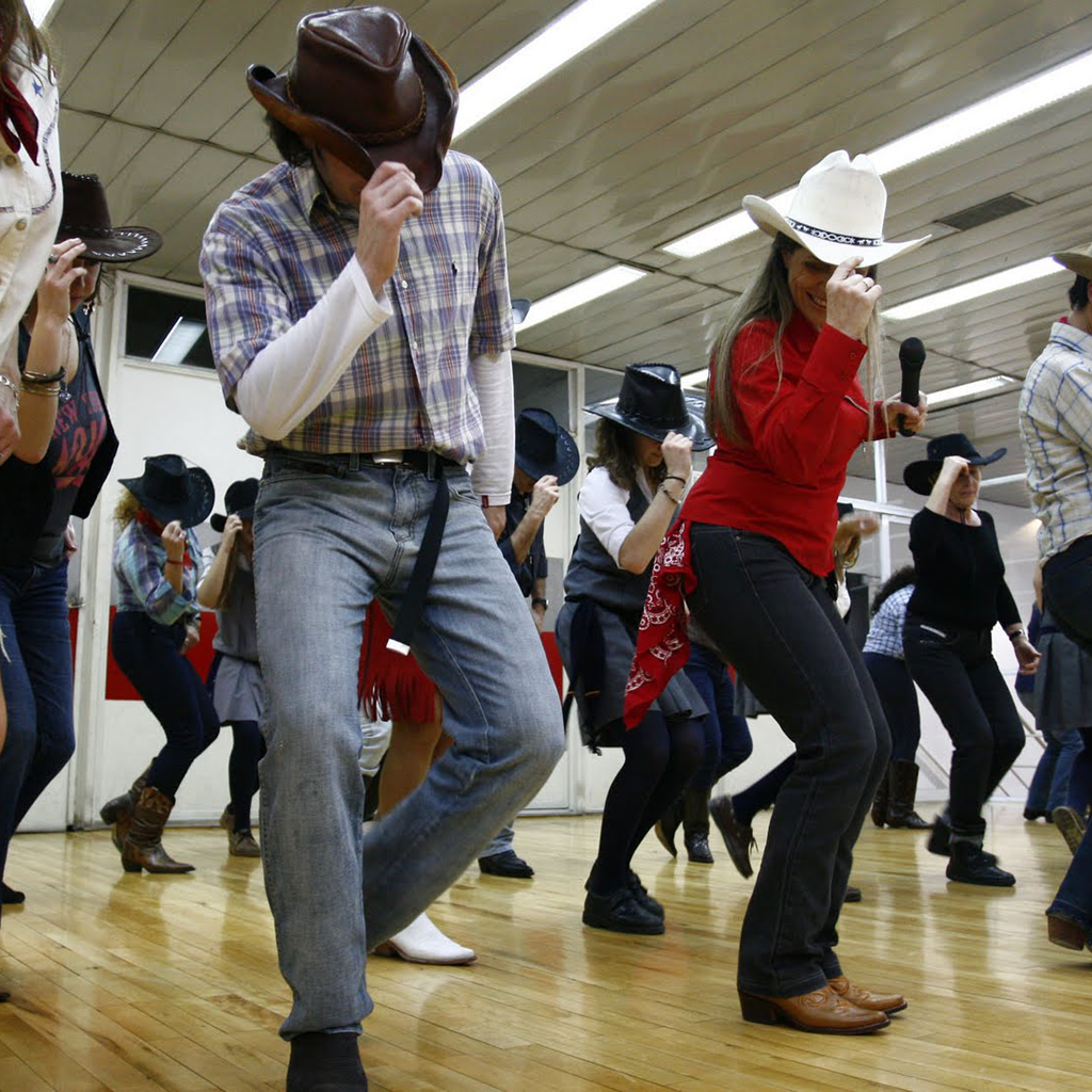 Modern & Country Line Dancing